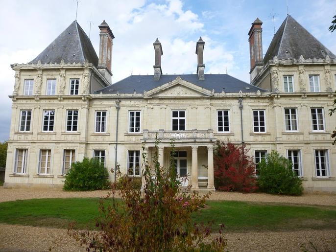Joli château XIXème