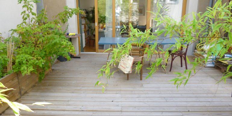 1 terrasse of