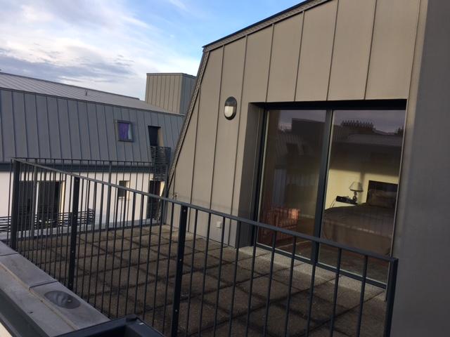 T4 dernier étage avec terrasse asc et pk
