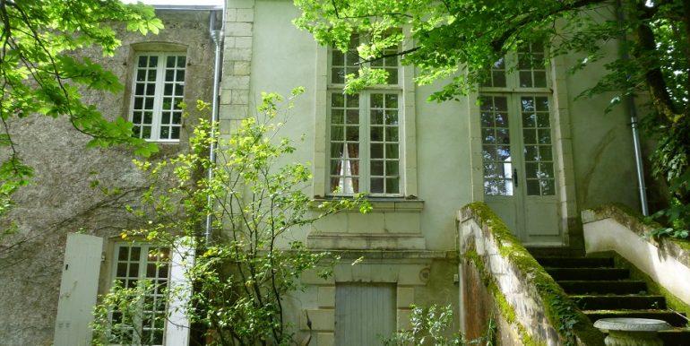 facade pavillon