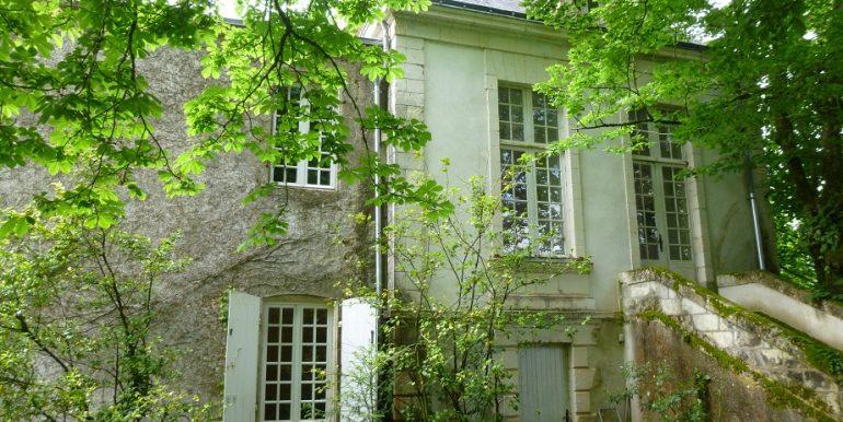 facade pavillon OF
