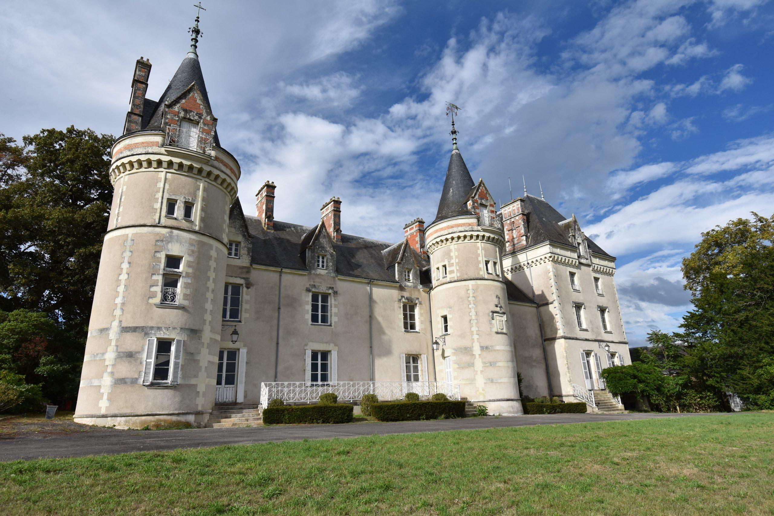 Château de la Pervenchère
